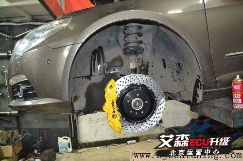 汽车刹车系统改装您应该知道的那些事