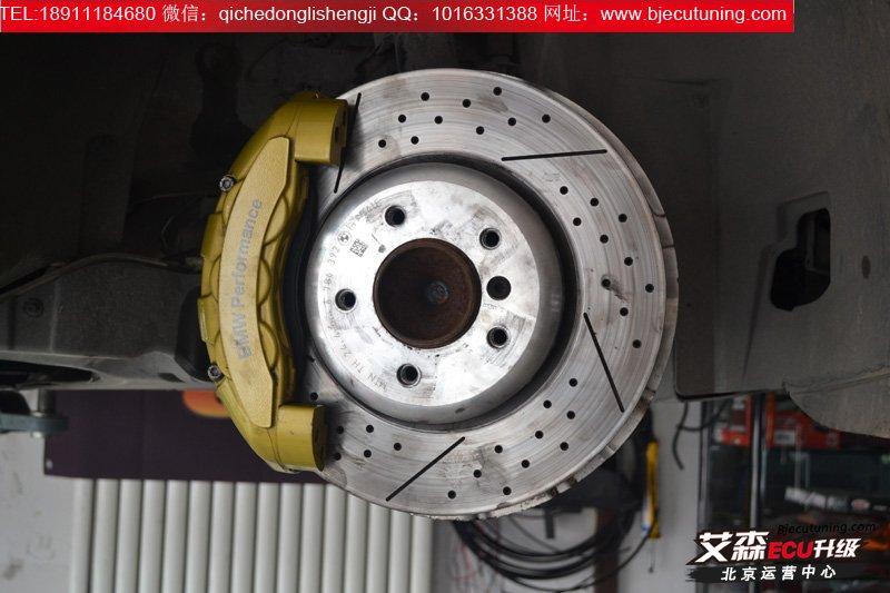 浅谈刹车的原理与基本的刹车改装知识